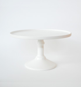 30cm White Cake Stand