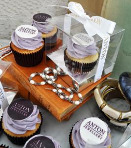 Anton Jewellery Cupcakes